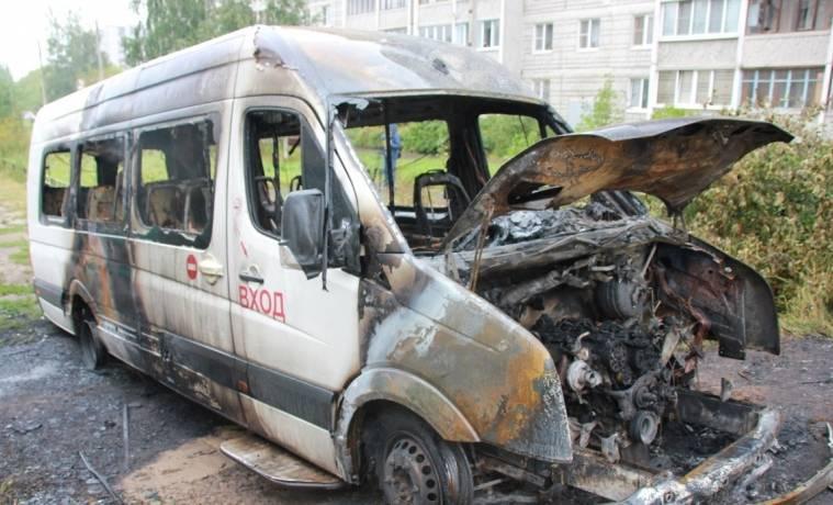 Задержаны виновники серии поджогов автобусов в Тульской области