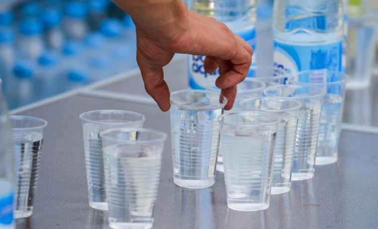 Где в Туле будут раздавать питьевую воду в жару