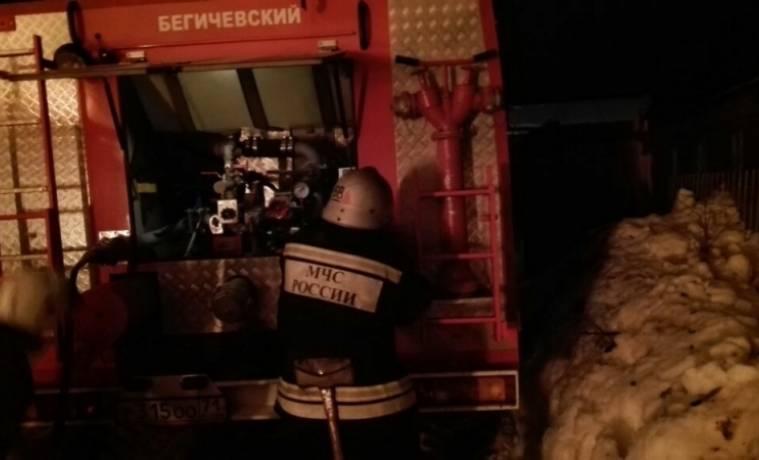 Пожар в Тульской области, унесший жизни четверых человек, мог устроить местный житель из ревности