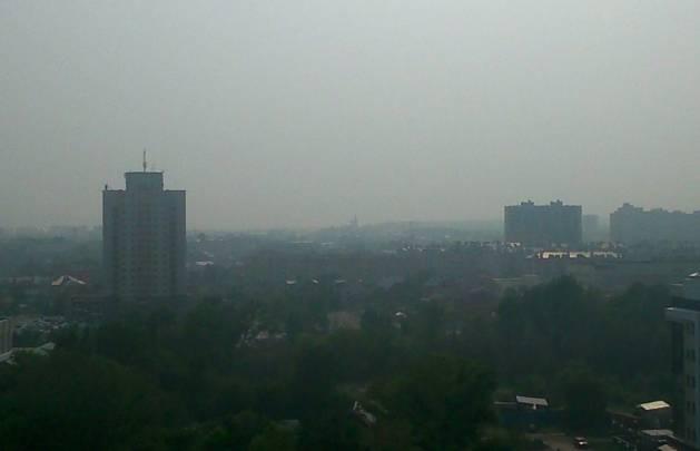 Гидрометцентр рассказал, почему Москву и Тулу окутала дымка