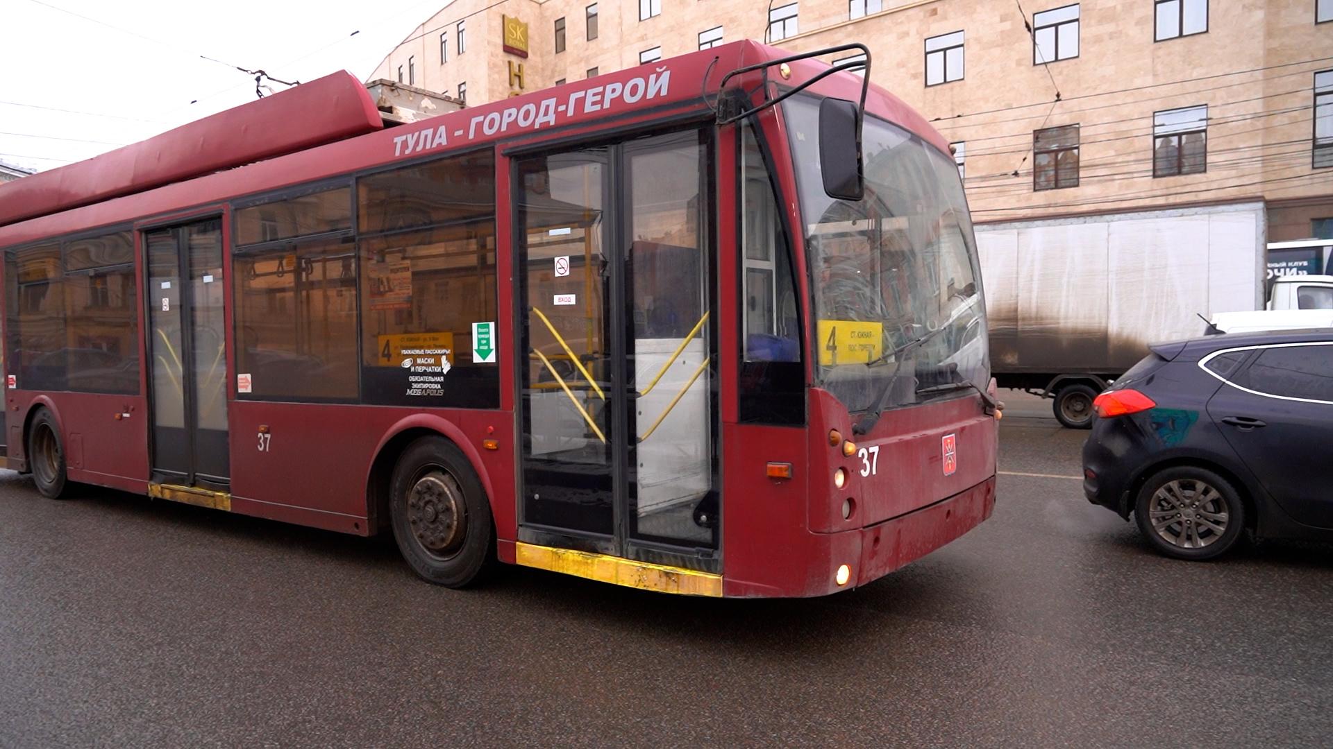 Когда в Туле начнет действовать новая схема перевозок