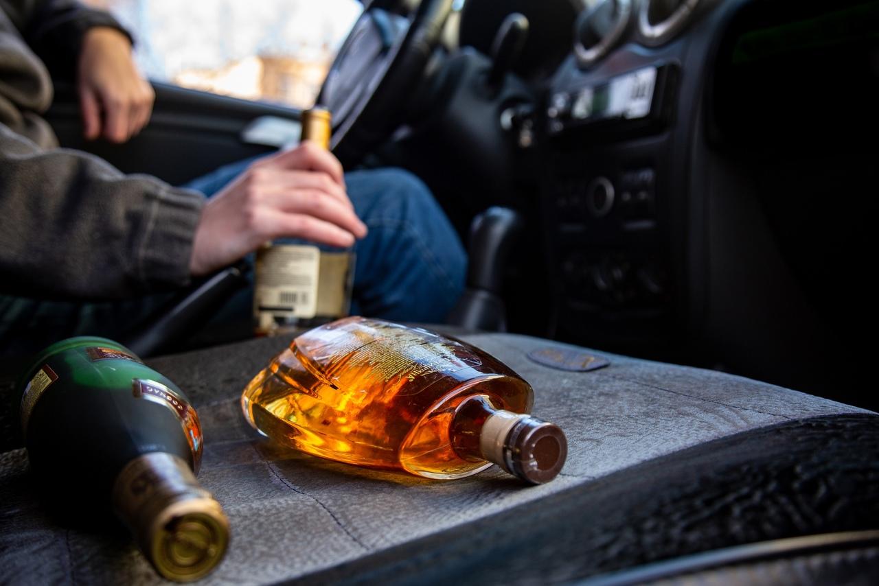 Туляки могут сообщить о пьяных водителях на горячую линию ГИБДД