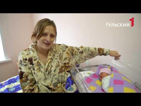 Изнутри: роддом в поселке Дубовка Тульской области
