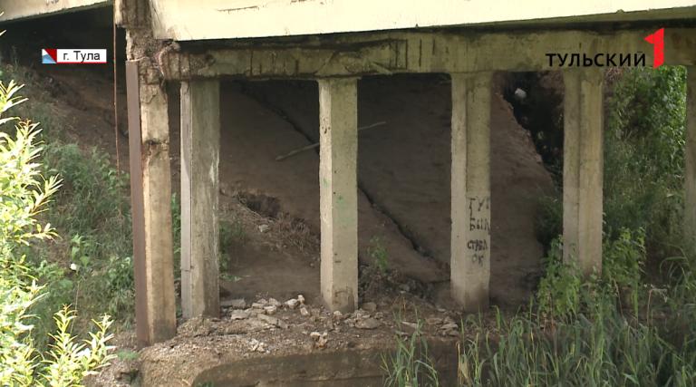 Когда завершится реконструкция Баташевского моста в Туле